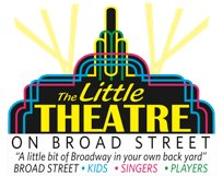 little theater on broad street logo